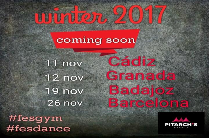 Calendario winter 2017