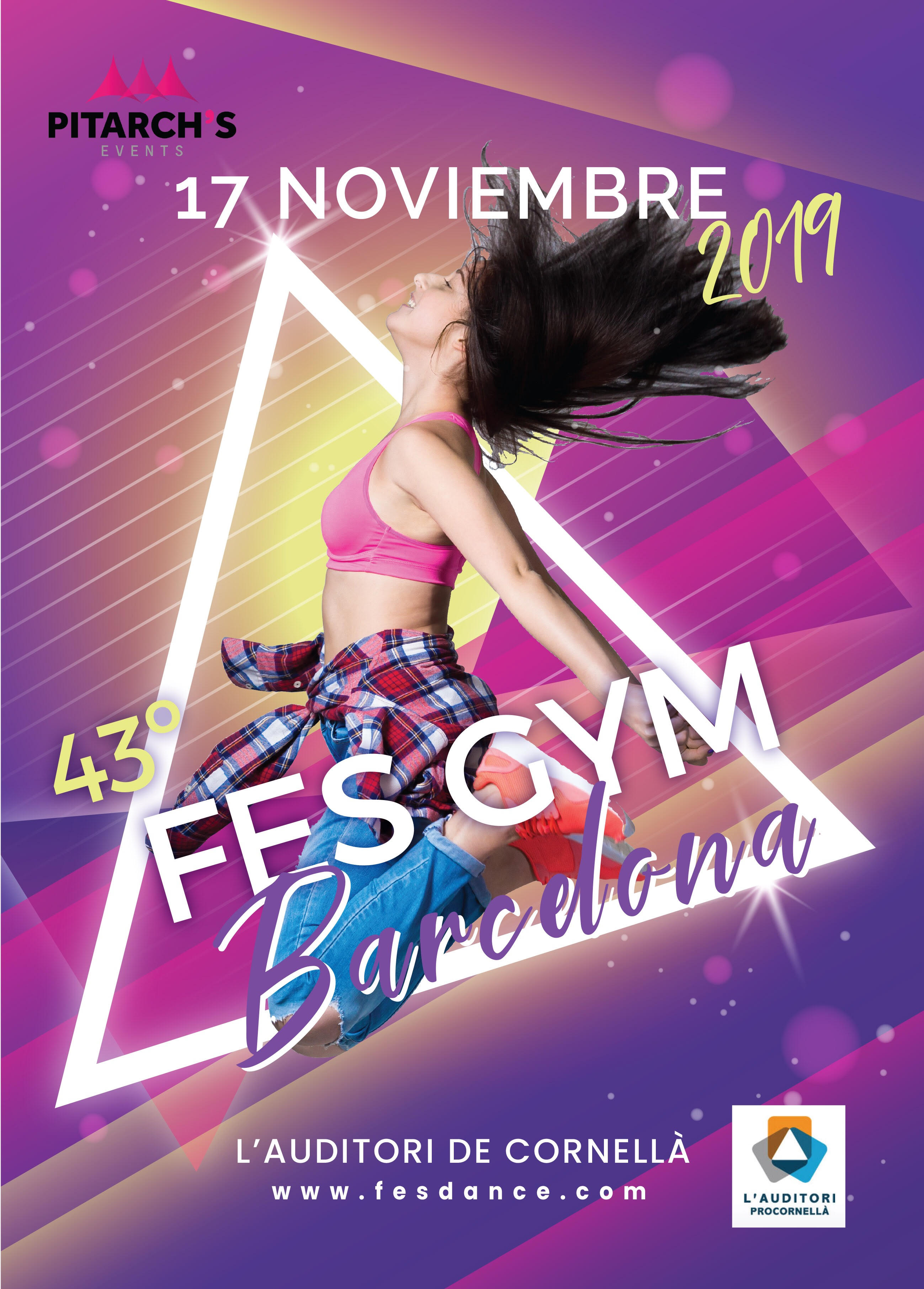 Fes Gym Barcelona 2019